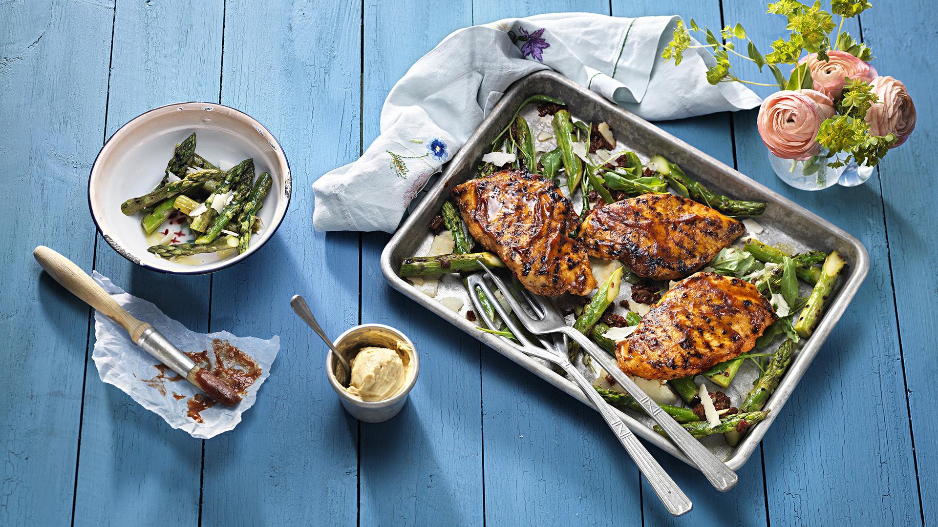 Spiseklart og salatkjøtt