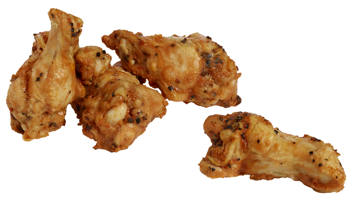 Kylling Overvinger smoked bbq grillet