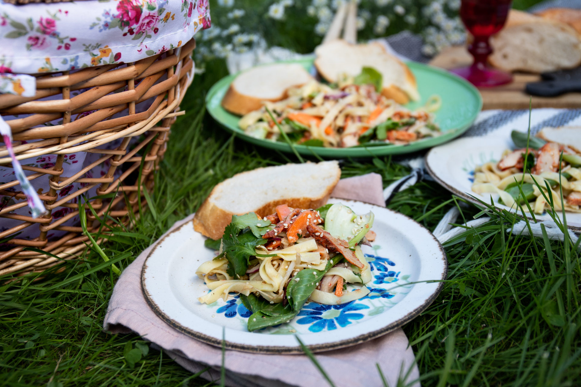 Sommerens salater
